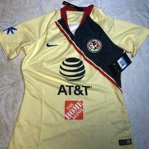 Nike Club America Soccer Jersey